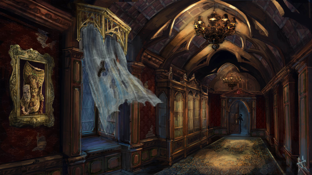 Fragments of a Story: Strange Chambers Part1